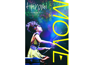 Hiromi, Anthony Jackson, Simon Phillips - Move - Live In Tokyo - (DVD)