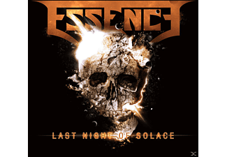 Essence - Last Light Of Solace (Ltd.Edt.) - (CD)