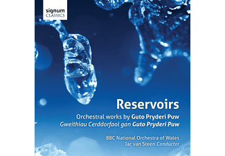 David Cowley, Bbc National Orchestra Of Wales - Reservoirs - Orchesterwerke - (CD)