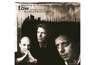 Philip Glass - Low Symphony - (Vinyl)
