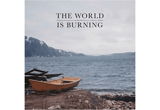 Mat -& Kimmo Helén- Mcnerney - The World Is Burning [Seablue] - (Vinyl)