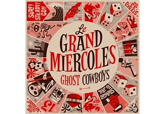 Le Grand Miercoles - Ghost Cowboys - (CD)