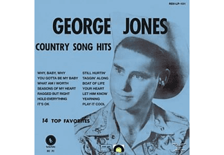 George Jones - The Grand Ole Opry's New Star - (LP + Download)