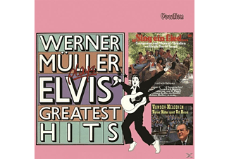 Werner & His Orchestra Müller - Elvis' Greatest Hits & Sing Ein Lied - (CD)