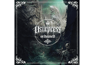 Usurpress - Ordained - (CD)
