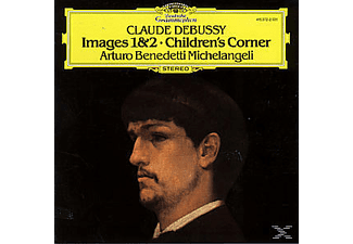 Arturo Benedetti Michelangeli - Images 1+2/Children's Corner - (CD)