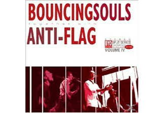 Anti-Flag - Split Series #4 - (CD)
