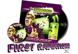 "The Irradiates - First Radiations (10""+CD) - (EP (analog))"