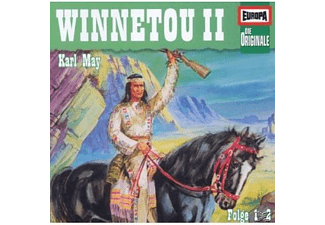 - EUROPA - Die Originale 11: Winnetou II - (CD)