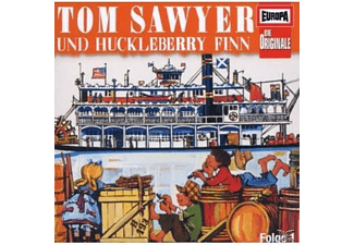 - EUROPA - Die Originale 17: Tom Sawyer und Huckleberry Finn I - (CD)