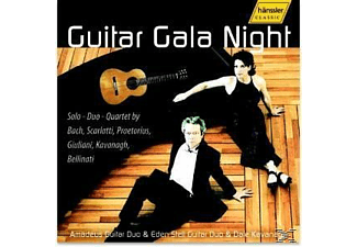 Amadeus Guitar Duo &eden Stell Guitar Duo & Dale Kavanagh - Guitar Gala Night - (CD)