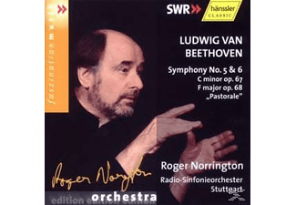 Sir Roger Norrington - Sinfonien 5+6 - (CD)