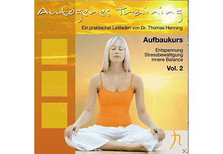 - Autogenes Training Vol.2 [CD]
