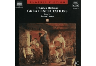 GREAT EXPACTATIONS - 4 CD - Literatur/Klassiker