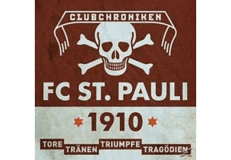 Club Chroniken - FC St. Pauli - 1 CD - Sport