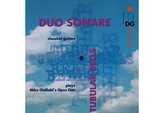 Duo Sonare - Tubular Bells - (CD)