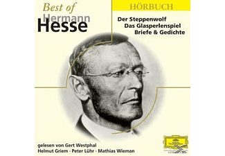 Best of Hermann Hesse - 2 CD - Literatur/Klassiker