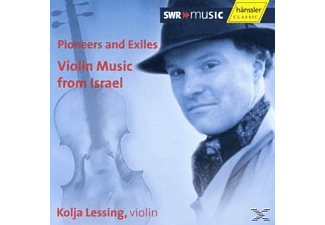 Kolja Lessing - Pioneers And Exiles - (CD)