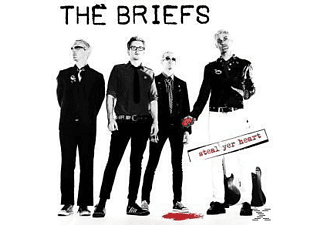 The Briefs - Steal Yer Heart - (Vinyl)