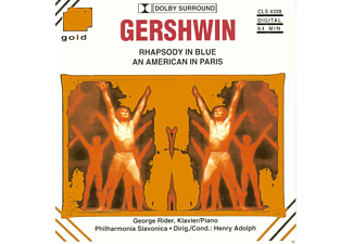 George Rider, Philarmonia Slavonica - Rhapsody In Blue - (CD)