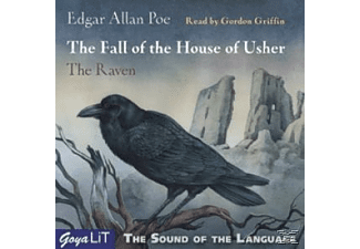 The Fall Of The House Of Usher (English) - (CD)