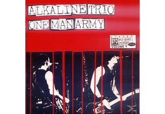 Alkaline Trio|one Man Army - Split Series #5 - (Vinyl)