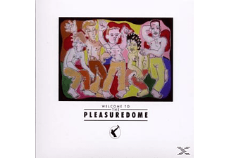 Frankie Goes To Hollywood - Welcome To The Pleasuredome - (Vinyl)