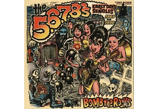 The 5.6.7.8's - Bomb The Rocks: Early Days Singles [Vinyl]