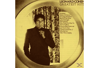 Leonard Cohen - Greatest Hits - (Vinyl)