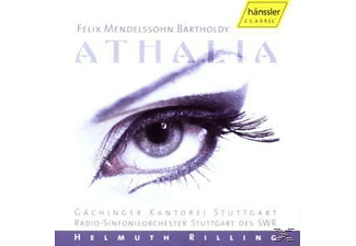 Helmuth Rilling - ATHALIA - (CD)