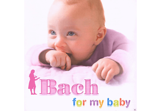 VARIOUS - Bach For My Baby - (CD)