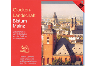 Thomas Lennartz - Glocken-Landschaft Bistum Mainz - (CD)