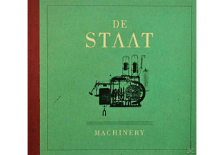 De Staat - Machinery - (CD)