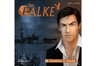 Der Falke 02: Showdown in Venedig - (CD)
