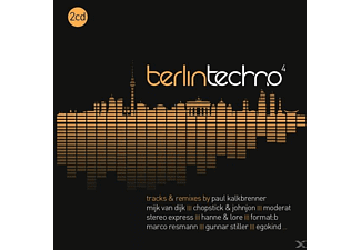 VARIOUS - Berlin Techno 4 - (CD)