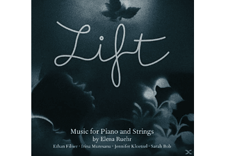 Irina Muresanu (Vl), Ethan Filner (Va), Jennifer K - Lift-Music For Piano And Strings - (CD)