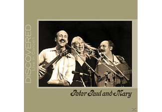 Peter, Mary, Paul - Discovered:Live In Concert - (CD)