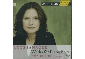 Kupiec - Works for Piano Solo - (CD)