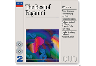 Arthur Grumiaux, Ivry Gitlis, London Symphony Orchestra - Best Of Paganini [CD]