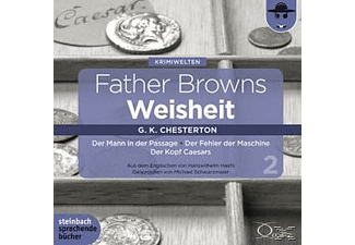 Father Browns Weisheit, Vol. 2 - 2 CD - Krimi/Thriller