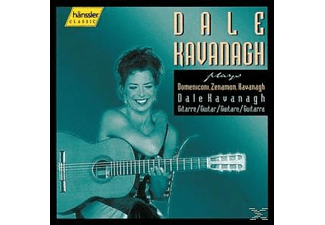 Dale Kavanagh - Toccata In Blue - (CD)