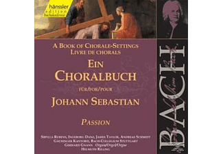 VARIOUS - BK.OF CHOR.SETTINGS 2 PASSION - (CD)