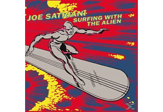 Joe Satriani - Surfing With The Alien - (Vinyl)