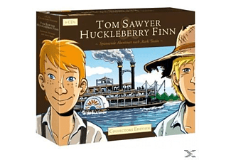 Tom Sawyer und Huckleberry Finn (Collectors Edition) - (CD)