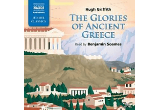 The Glory of Ancient Greece - 2 CD - Hörbuch