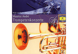 Maurice Andre - Trompetenkonzerte [CD]
