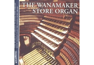 Keith Chapman - The Wanamaker Store Organ - (CD)