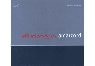 Amarcord - Album Francais - (CD)