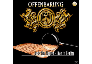 Offenbarung 23, Jack the Ripper - Live in Berlin - (CD)