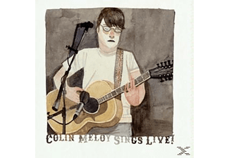 Colin Meloy - Sings Live! - (Vinyl)